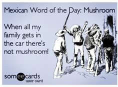 Mexican word of the day ... Lmao!