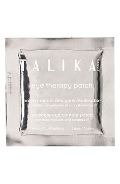 TALIKA 'Eye Therapy' Patch #nyfw