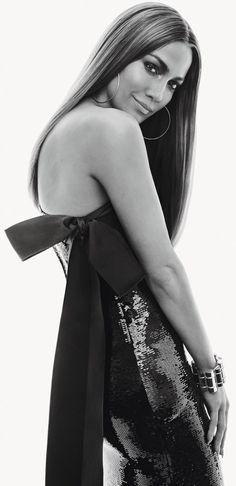 Jennifer Lopez for W Magazine April '16