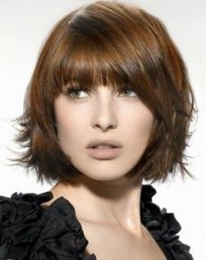 Layered bob haircuts 2012