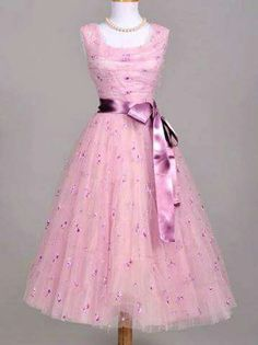 Vintage dress..love it