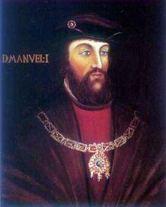 D.Manuel não era casado quando subiu ao trono e procurou também ele uma União Ibérica e, só foi possível através do casamento com D. ISABEL DE ARAGÃO (filha dos Reis Católicos FernandoII de Aragão e Isabel I de Castela) (viúva do Príncipe Afonso de Portugal, filho legítimo de D. João II, morto trágicamente e com suspeitas de homicídio). Casa em 1497 com D. Isabel, que morre, de parto do seu único filho  príncipe (cont.1)