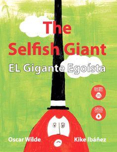 Cuento a la vista - El blog de los cuentos infantiles: Avistamos cuento: El gigante egoísta / Audio descargable bilingüe