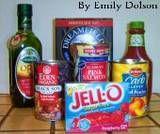 low carb pantry foods