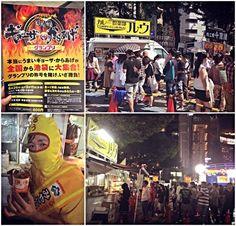 2014肉汁祭!カレー倶楽部ルウの チキン南蛮朝から最後まで大行列!!