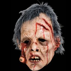 Extremely Scary Halloween Masks | ... inspired mask is sure to draw some attention your way on Halloween