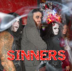 Check out SINNERS on ReverbNation