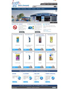 www.toms-carwash.nl - In Tom's Shop you can find all your cleaning products for your car. And perhaps the most important product is our free advice from a seasoned professional. The complete range, you can order and view in our shop.