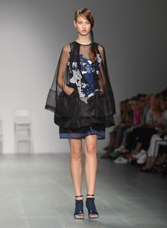 London Fashion Week: Bora Aksu SS15