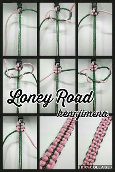 Loney Road Paracord Bracelet Tutorial
