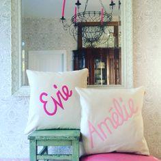 Adorable  #cushion Cheeky Sew & Sew