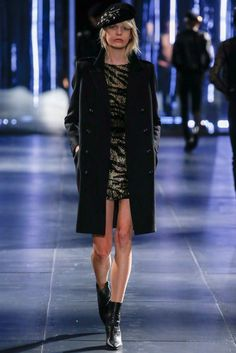 Look 30 Saint Laurent Fall 2015 Menswear - Collection - Gallery - Style.com