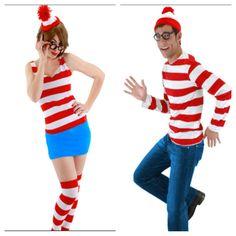 Couples costume - Halloween 2012