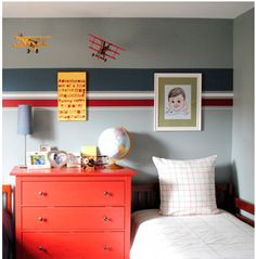 Boys Bedroom Paint Ideas Stripes how-to-paint-designer-stripes i love the stripes | all about walls