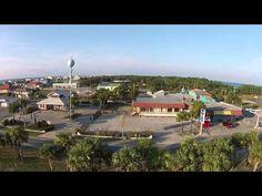 Video tour of St. Mexico Beach Florida, Florida Vacation, Vacation Trips, Vacation Ideas, Saint George Island, Tallahassee Florida, Most Beautiful Beaches, Panama City Panama, Summer Travel