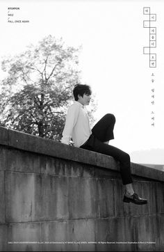 """New Kyuhyun Teaser Images for his 2nd Soloalbum """"Fall once again"""" ~ Release: Oct 15 #Kyuhyun #SUJU #SJ #October #Solo #Album #Teaser"""
