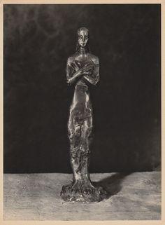 1951 Pablo Picasso, Sculpture of a Woman, Verve Original, Fine Art Heliogravure #Surrealism