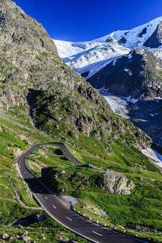 Sustenpass - Steingletscher - Switzerland