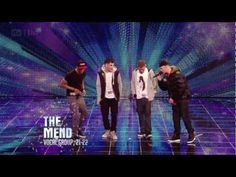 ▶ The Mend HD - Britains got talent 2012 (auditions) - YouTube