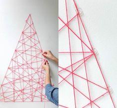10 DIY künstlerische Ideen aus Garn für den kreativen Touch