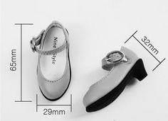 [pre-order](MSD) Matte Mary janes shoes(Pink)   Dolk Station - Online bjd shop