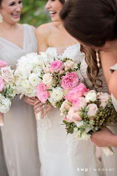 Lee James Floral Designs | Blush by Brandee Gaar | Kristen Weaver Photography