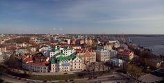 Vyborg, noroeste de Rusia.- El Muni