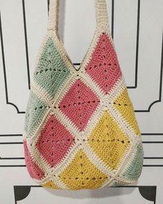 This is my first granny square bag. I made this bag for myself 6 months ago #throwback ______________________________________________ #crochetaddict #crochet #crocheting #craftastherapy #rajut #rajutan #handmade #jogja #yogyakarta #indonesia #crochetersofinstagram #ilovecrochet #instacrochet #crochetlove #DIY #crochetindonesia #benangrajut #merajut #crochetinspiration #bhooked #tasrajut #grannysquare #grannysquaresrock #crochetconcupiscence #craftastherapy_lovecrochet