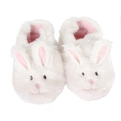A white faux fur soft sole shoe with a bunny face, Robeez Fuzzy Bunny Soft Soles will keep your baby, infant, pre-walker or toddler girl's feet warm. Toddler Shoes, Toddler Girl, Infant Toddler, Bunny Slippers, Bunny Face, Children's Boutique, Baby Girl Shoes, Baby Kids Clothes, Girls Shopping