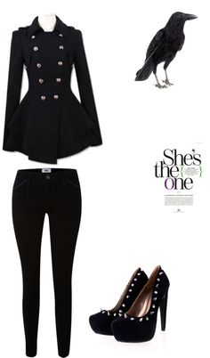 """Shadowhunter Style: Isabelle Lightwood"" by thepinkrobot ❤ liked on Polyvore"
