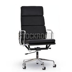 Eames Aluminum Management Chair In Mesh, Designed By Charles And Ray Eames  For Herman Miller.   For The Home   Pinterest   Office Spaces, Office  Seating And ...