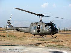 Chilean Air Force UH-1H