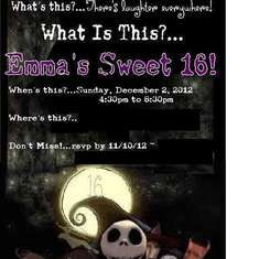Utah County Mom Nightmare Before Christmas Party Party