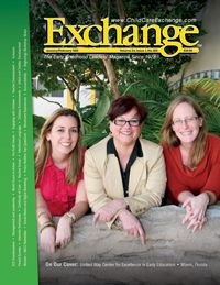 Check out all of the FREE articles for early education directors at Child Care Exchange.  View early education resources at www.thefamilyconservancy.org  ~Shari at TFC