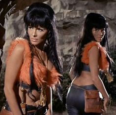 Nancy Kovack as Nona - A Private Little War