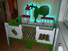 hochbett f r m dchen m rchenhaft au ergew hnlich bett pinterest. Black Bedroom Furniture Sets. Home Design Ideas