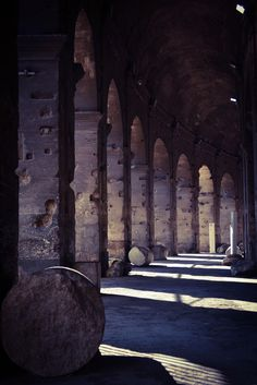 The Colosseum by Emma H on 500px