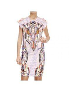 JUST CAVALLI Just Cavalli Dress. #justcavalli #cloth #dresses