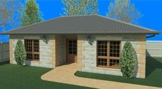 Stone Home Designs: The Lachlan5. Visit www.localbuilders.com.au/builders_nsw.htm to find your ideal home design in New South Wales