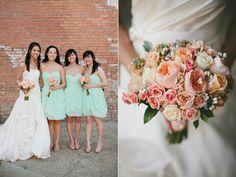 Bouquet & Mint Dresses