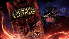 We are launching a new promo to celebrate LCS. $10, $25 or $50 RP card can be yours now!