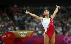 Oksana Chusovitina - not so much a comeback as a 'never went away'. More Olympics than any other female in the sport! Giving the young ones a run for their money! #Legend