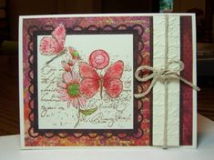 FS196 Garden Collage by jandjccc - Cards and Paper Crafts at Splitcoaststampers