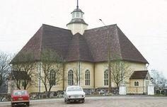 Lohtajan kirkko; Härö, Elias