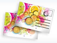 Custom Postcard Printing - Create custom Postcards online! Use your photos, images and designs to make retail quality postcards.