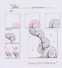 2 Joki pattern - Kim & Zo Creations