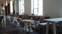 Kawiarnia Bílý Koníček (Biały Konik) - Państwowe Muzeum Etnograficzne w Warszawie, fot. Bílý Koníček #cafe #kawiarnia #ethnomuseum #museum #muzeum #museumcafe #warszawa
