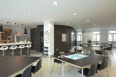 An inspiring space for your next event or to learn from others. Please check our event calendar or book our space.