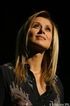 Lara Fabian performing in Paris. January 15th, 2012.