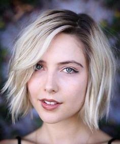 Delightful Short Bob Hairstyles 2018 for A Glamorous Look